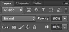 opacity & Fill